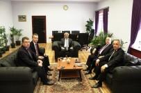 Oda Başkanlarından Kırklareli Üniversitesi'ne Ziyaret