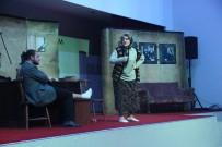 TÜRK METAL SENDIKASı - Ömürsün Doktor Tiyatro Oyunu Çan'da Sahnelendi