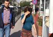HAMİLE KADIN - Girdikleri evden hırsızlık yapan 3 kadın yakalandı