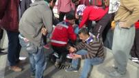 NECMETTIN CEVHERI - Şanlıurfa'da Trafik Kazası Açıklaması 5 Yaralı