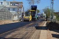 KARıNCALı - Serik Yollarını Büyükşehir Yapıyor