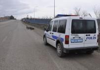 Seydişehir'de Motosiklet Kazası Açıklaması 1 Yaralı