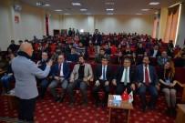 KEMAL ŞAHIN - Şeyh Edebali Üniversitesi'nde Konferans