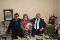 SGK Kars İl Müdürlüğü'nden Şehit Ailesine Ziyaret