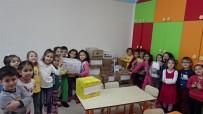 SÜLEYMAN YıLMAZ - Süleyman Yılmaz Anaokulu'nda 'Mutluluk Kutum' Projesi