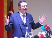 ODALAR VE BORSALAR BIRLIĞI - TOBB Başkanı Hisarcıklıoğlu 'Girişimcilik' Konferansına Katıldı