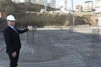 SPOR KOMPLEKSİ - Togar Açıklaması 'Kutlukent'e Örnek Bir Tesis Kazandırıyoruz'