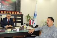 İBRAHIM SAĞıROĞLU - Trabzon'un Yomra İlçesine Kuveytli Yatırımcıdan 150 Milyon Dolarlık Yatırım Müjdesi