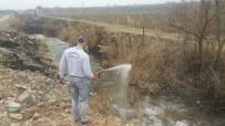 Turgutlu'da Açık Alanlarda İlaçlama Başladı