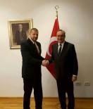 TAAHHÜT - Türkiye'den Bosna Hersek'e destek sözü