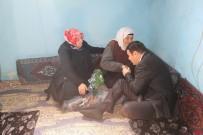 KAYYUM - Vali Işın'dan Yaşlı Kadınlara Ziyaret