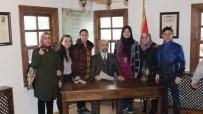 Yeniceli Öğrenciler Mehmet Akif Ersoy'un Evini Ziyaret Etti