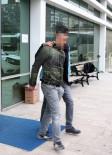MIMARSINAN - 50 Bin Liralık Altın Hırsızlığı Zanlısı Tutuklandı