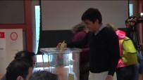 SERDAR KıLıÇ - ABD'de Türk Seçmenler Oy Kullanmaya Başladı