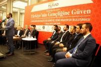 MUHALEFET PARTİLERİ - AK Parti Kayseri Milletvekili Taner Yıldız Açıklaması 'Referandum Parti Meselesi Değil'