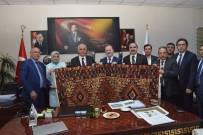 YÜZÜNCÜ YıL ÜNIVERSITESI - AK Parti'li Kaya'dan Başkan Özgökçe'ye Övgü