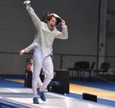 GÜNEY KORELİ - Altın çocuk İbrahim, Dünya Eskrim şampiyonu oldu