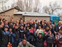 DEMOKRATİKLEŞME - Bakan Yardımcısı Çiftci'den Referandum Çalışması