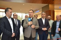 MEHMET KAVUK - Bakırcılar Çarşısını Yansıtan Sergi Malatya Park'ta