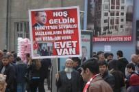 VEYSİ KAYNAK - Başbakan Yıldırım Van'dan Ayrıldı