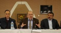 İSTİNAT DUVARI - Başkan Gümrükçüoğlu Akçaabat Ve Düzköy'de Çalışmalarını Anlattı