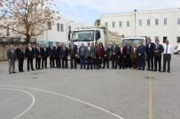 KIRTASİYE MALZEMESİ - Bodrum'dan Suriye'deki Öğrencilere Yardım
