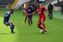ANDRE SANTOS - Boluspor Deplasmanda Kazandı