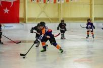 SPOR BİLİNCİ - Buz Hokeyi Finalinde Miniklerin Madalya Ve Kupa Heyecanı