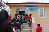 KARDEŞ OKUL - Çamlıca Okullarından Kardeş Okula İlk Ziyaret