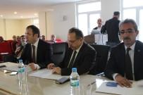 BEKIR KAYA - Çatak'ta Muhtarlar Toplantısı