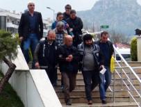BELDEN - Cesedi Yanmış Halde Bulunun Kadının Ölümüyle İlgili Oğlu Tutuklandı