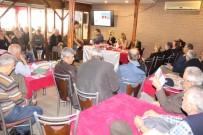 EMEKLİ ASTSUBAYLAR DERNEĞİ - Emekli Astsubaylara Sağlıklı Beslenme Eğitimi