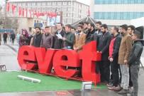 HASAN TAHSIN - Erzurum Gençlik Platformu, Referandum Oyunu Açıkladı