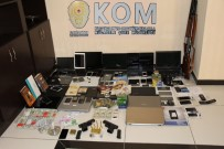 FLASH BELLEK - FETÖ'nün Mali Ayağına Operasyon Açıklaması 21 Gözaltı