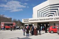 İMAM HATİP OKULLARI - Gaziosmanpaşa Belediyesi'nden Sınav Öncesi Öğrencilere Kahvaltı İkramı