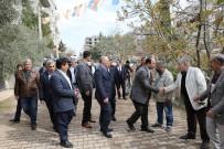 SEMT PAZARI - Halfeti İncisu Sosyal Tesisleri Hizmete Açıldı