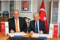 İZMIR TICARET ODASı - İEÜ Ve Turgutlu Ticaret Ve Sanayi Odası Arasında İş Birliği