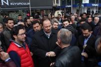 ARBEDE - İzinsiz 'Hayır' Standına Polis Müdahalesi Açıklaması 2 Gözaltı