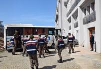 Jandarma'dan Hırsızlık Şebekesine Darbe