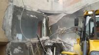 YIKIM ÇALIŞMALARI - Kahramanmaraş'ta Teleferik Projesi Çalışmaları Başladı