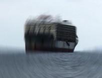 KARGO GEMİSİ - Kargo gemisi Atlantik'te kayboldu