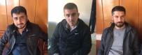 SAHTE POLİS - Kartal'da 3 Şüpheli 2 Silah Ve Sahte Kimliklerle Yakalandı