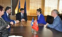 İMZA TÖRENİ - Kosova İle Türkiye Arasında Eğitim Protokolü İmzalandı