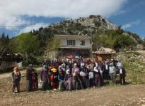 TAŞ OCAĞI - Köylülerin Taş Ocağı Tepkisi