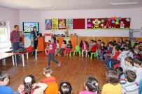 AMBALAJ ATIKLARI - Kozan'da Anaokulu Öğrencilerine Geri Dönüşüm Eğitimi