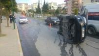 AŞIRI HIZ - Kuşadası'nda Trafik Kazası