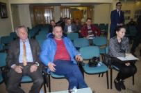 ODALAR VE BORSALAR BIRLIĞI - Malkara TSO Toplantısı Yapıldı