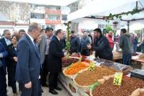 FAIK OKTAY SÖZER - Mudanya'da 3. Yöresel Ürünler Festivali Başladı