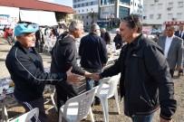 PAZARCI - Muratpaşa'da Pazar Yerlerinin Rehabilitasyonu Çalışmaları