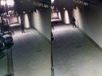 TABLET BİLGİSAYAR - Örümcek Adamı Andıran Hırsızlar Kamerada
